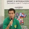 Sport e Integrazione, a Napoli incontro travolgente con Ahmed El Mazouri e tanti studenti