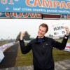 Sondre Nordstad Moen al via della Napoli City Half Marathon