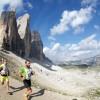 Camignada in 1400 sullo spettacolare tracciato delle Dolomiti bellunesi
