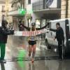 Maremonti Run, in 420 sfidano neve e gelo