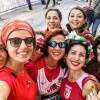 Selfie & sport, va bene qualsiasi motivo per fare sport