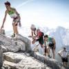 Nel Dolomites Vertical Kilometer trionfa Facchini Record femminile firmato dalla francese Mollaret