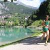 Molveno Lake Running, Franceschini e Menestrina si ripetono nella Long