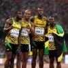 Bolt tripletta Mondiale, Eaton record
