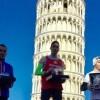 Maratona di Pisa al via. Risultati