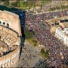 Maratona di Roma, dati curiosi