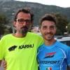 Dario Santoro, Maratoneta: Un grande ruolo la mia forza mentale