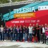 Spettacolo alla Telesia Half Marathon: un'edizione record