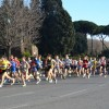 Meucci e la Dossena all'Atleticom We Run Rome