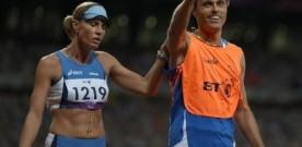 Annalisa Minetti alle Paralimpiadi