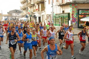 Maratonina San Giuseppe Vesuviano 2013