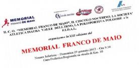 Memorial Franco de Maio