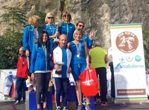 Salerno Running Club alla StraSalerno 2015