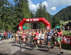 Val di Fassa Running 2013