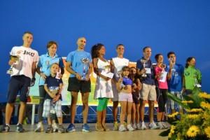 camerota Live 2013 podio