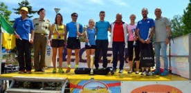 capua 2017 podio