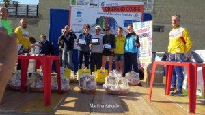 crispano 2018 podio donne