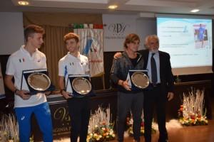 festa atletica fidal campania 2016 giomi romani sibilio ferraro
