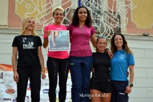 marcianise 2017 podio donne
