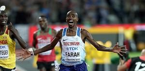 Iaaf Campionati Mondiali 2017 di Atletica Leggera