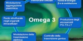 omega-6 e omega-3