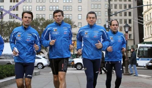 Firenze marathon onorevoli in gara per sport e solidariet for Onorevoli pd