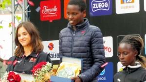 telesia 2018 podio donne