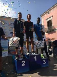 terzigno corre 2017 podio