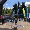Georg Piazza fa festa sul Vesuvio