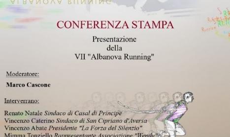 Albanova Running: sabato pomeriggio la presentazione
