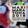 Maratoneti italiani in calo nel 2018