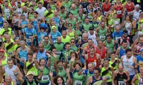 """Napoli festeggia il successo della V edizione della """"Corri per abbattere le disabilità!"""""""