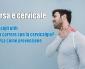 Corsa e cervicale, come correre rispettando la salute del collo