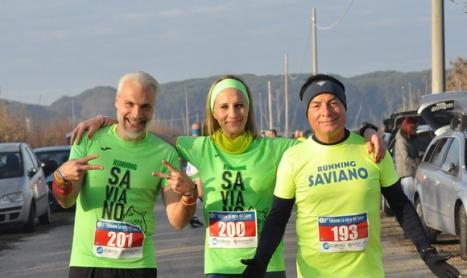 Cuore in Corsa Intorno al Lago: vincono Mohammed Lamghali e Martina Amodio