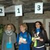 PELUSO Antonietta della Asd Running Vairano regina delle arrampicate ,  vince il 2° Vertikal dei Sanniti-Pentri.