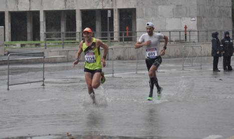 Reggia Reggia: Youssef Aich e Aurora Ermini, vittoria nel diluvio