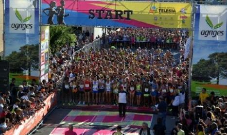 Trofeo Città di Telesia, superata la quota iscritti