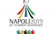Universiade 2019: 38 azzurri per Napoli