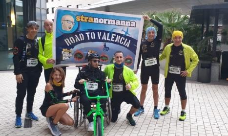 Valencia Marathon :la medaglia più bella del mondo !