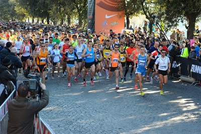 we run rome partenza