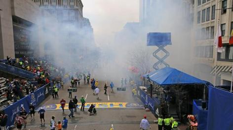 Bombe sulla maratona di Boston