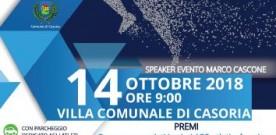 CASORIA Corre 2018 gara podistica di Casoria