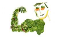 Corsa e alimentazione vegetariana