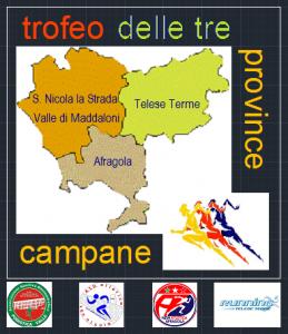 Logo trofeo tre province campane