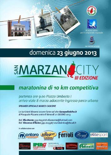 San mrazano city