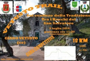 Vetusto trail