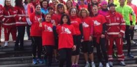 """Women in run""""  ."""