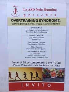 convegno nola 2019 super allenamento