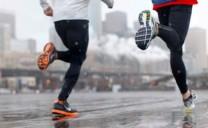 correre pioggia