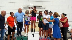 marcianise podistica ambrosio podio donne 2019